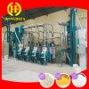 ザンビアの24hトウモロコシの製粉の生産ライン機械ごとの30t
