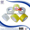 Cinta transparente del maíz de papel de encargo adhesivo de acrílico BOPP