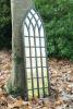최신 판매 장식적인 금속 고딕 벽 미러