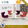 Moderner Entwurfs-Fiberglas-Rahmen-Ei-Stuhl (UL-JT9235)