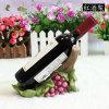 Het Rek van de Wijn van de Houder van de Wijn van het Metaal van de hars voor Huis