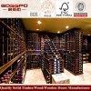 Hauptmöbel-hölzerne Wein-Zahnstangen-hölzerner Möbel-Wein-Schrank (GSP9-047)
