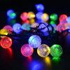 لون يغيّر [لد] عيد ميلاد المسيح كرة