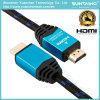 2160p HDMI 2.0 de Geplateerde HDMI aan HDMI Kabels Ethernet van Kabels 4k*2k Goud voor HDTV PS3/4 xBox360