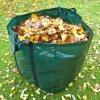 250L Outdoor Garden Lawn Heavy Duty Fall Folhas Trash Plastic Bag