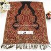 2017 Manier Dame Pashmina Jacquard Shawl met de Nationale Sjaal van de Stijl
