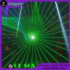 Лазерный луч клуба зеленого цвета одушевленност RoHS 1W SD CE