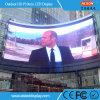 La publicité de l'écran polychrome extérieur de panneau de module de HD P10 DEL
