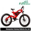 bicicleta eléctrica del neumático gordo de 48V 500W, bici de montaña eléctrica con el kit del motor