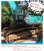 Buona condizione usata di Kobelco Sk350LC-8 dell'escavatore del cingolo in azione