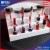 Form-haltbare handgemachte drehende Acrylnagellack-Zahnstangen-Bildschirmanzeige