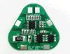 Ropa de la calefacción de la tarjeta BMS del PWB de la electrónica de la batería de litio para la batería del Li-ion de 3s 13V 5A