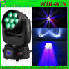 Viga del disco K20 4in1 Osram 7*15W LED de los lux