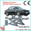 Горячее Sale Auto Scissor Lift с CE