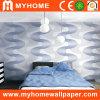 Diseño natural decorativo del papel de empapelar del PVC