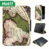 Manera World Map Leather Caso para el Amazonas Kindle Fire HD, 7 Inch Tablet Caso