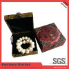 Caja de regalo por encargo de la joyería de la cartulina de la venta caliente