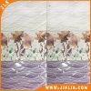 Flor hermosa de la onda del material de construcción para el azulejo de cerámica de la pared del sitio