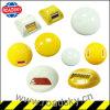 Стержни безопасности Wholesaletraffic белые или желтые предупреждающий керамические дороги