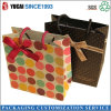 Nuevamente Designed Gift Packaging Bag Paper Bag con Knot