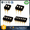Dil-06 SMD DIP Switch 6 Pin 1.27mm SMD DIP Switch Setting DIP Switch (FBELE)