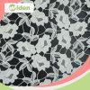Tessuto bello bianco del merletto della guipure del poliestere del ricamo di alta qualità