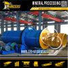 Aluvial do ouro planta de lavagem de argila Mining Gearwheel Rxt Rotary Scrubber