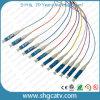 Trecce del cavo ottico della fibra della st LC dello Sc FC