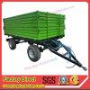 De Dumpende Aanhangwagen van het landbouwbedrijf voor Tractor Fonton