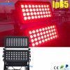 Diodo emissor de luz impermeável Flood Light de 72PCS 10W RGBW 4in1