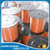 Oranje pvc Insulated Welding Cable van Copper Condcutor (25mm2 35mm2 50mm2 70mm2)