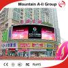 P13.33 impermeable al aire libre a todo color de la exhibición de LED para hacer publicidad de la cartelera