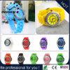 Повелительница вахты кварца Женева вахты диамантов Wristwatch способа (DC-320)