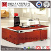 높은 광택 있는 나무로 되는 베니어 행정실 테이블 (NS-SL039)