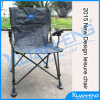 Camp extérieur Sand Fishing Holiday Deluxe Foldable Beach Chair avec Carry Bag