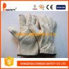 Перчатки белой безопасности зимы зерна коровы ежедневные (DLD211)