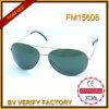 Óculos de sol novos do metal da alta qualidade do projeto FM15608 2016