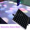 LEIDEN van de Partij van het huwelijk Programmeerbare Digitale Interactieve Dance Floor