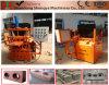 Automatische hydraulische Ziegeleimaschine-Preise Lehm-Boden-/Cement-Lego Block&Soild