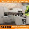 Oppeinイタリアデザイン過渡的で自然な灰の純木の食器棚(OP14-106)
