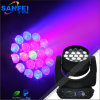 B-Eye K10 Zoom Light4 에서 1 LED 19PCS*15W