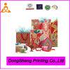 Caisse d'emballage de papier de luxe de cadeau de Noël de fournisseur de la Chine