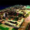 Commercial du centre Center Scale Model d'Architectural Building (BM-0076)