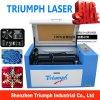 Mini mesa del grabador del laser, pequeña máquina de grabado del laser para no el metal