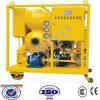 Funcionamento em linha de purificador de petróleo do transformador do vácuo do Dobro-Estágio (evaporador dois horizontal)