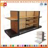 Aménagement en bois personnalisé moderne de commerce de détail de supermarché de boutique (Zhs250)
