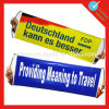 Hand Retractable Banner mit Printing