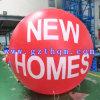 Ballon coloré annonçant le ballon d'hélium de Balloon/PVC