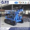 Hf130y hydraulique et type plate-forme de forage de chenille de puits d'eau