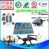 Baugruppe der Flugzeug-Luft-Kamera-Abbildung-Nehmeneinheit-PCBA zerteilt Gerät
